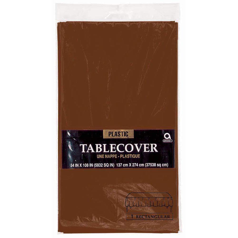 77015.111  テーブルカバー(チョコレートブラウン)