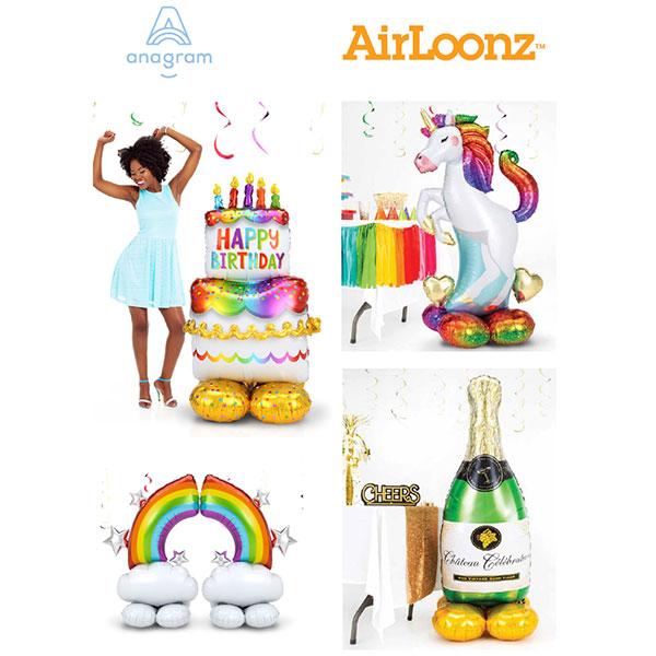 Anagram 2020 AirLoonz リーフレット