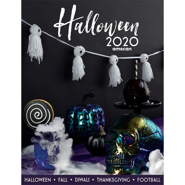 amscan ハロウィンシーズン 2020 カタログ
