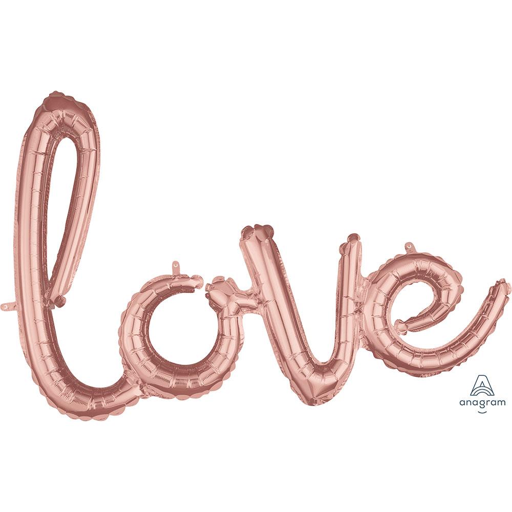 41116 「Love」(ローズゴールド)
