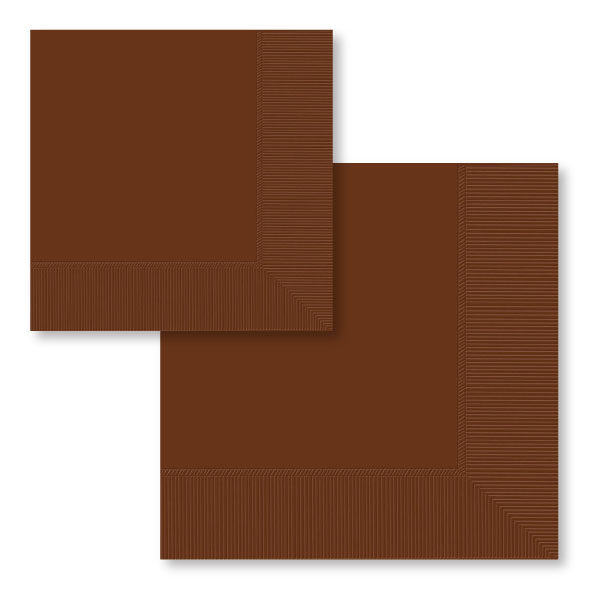 50015.111/51015.111 ナプキン(チョコレートブラウン)