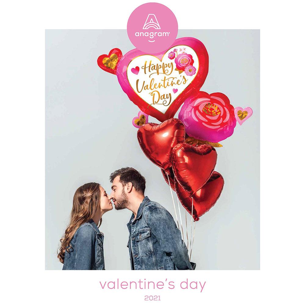 Anagram 2021 バレンタイン カタログ