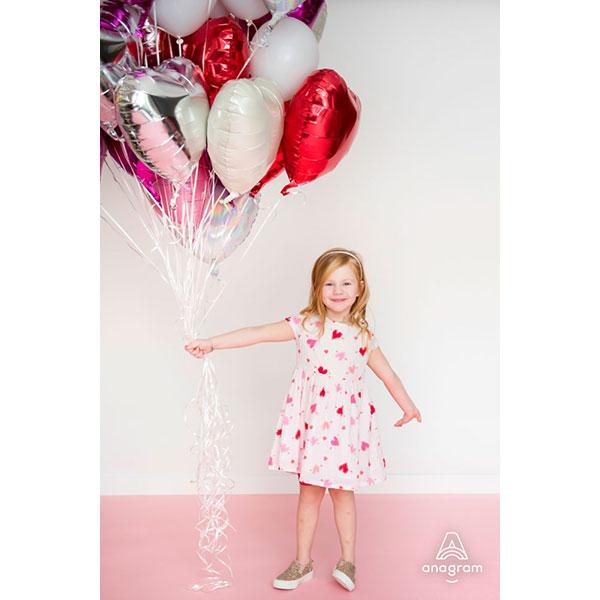 【イメージ配信】Valentine Balloon/POP用データ(5 images)