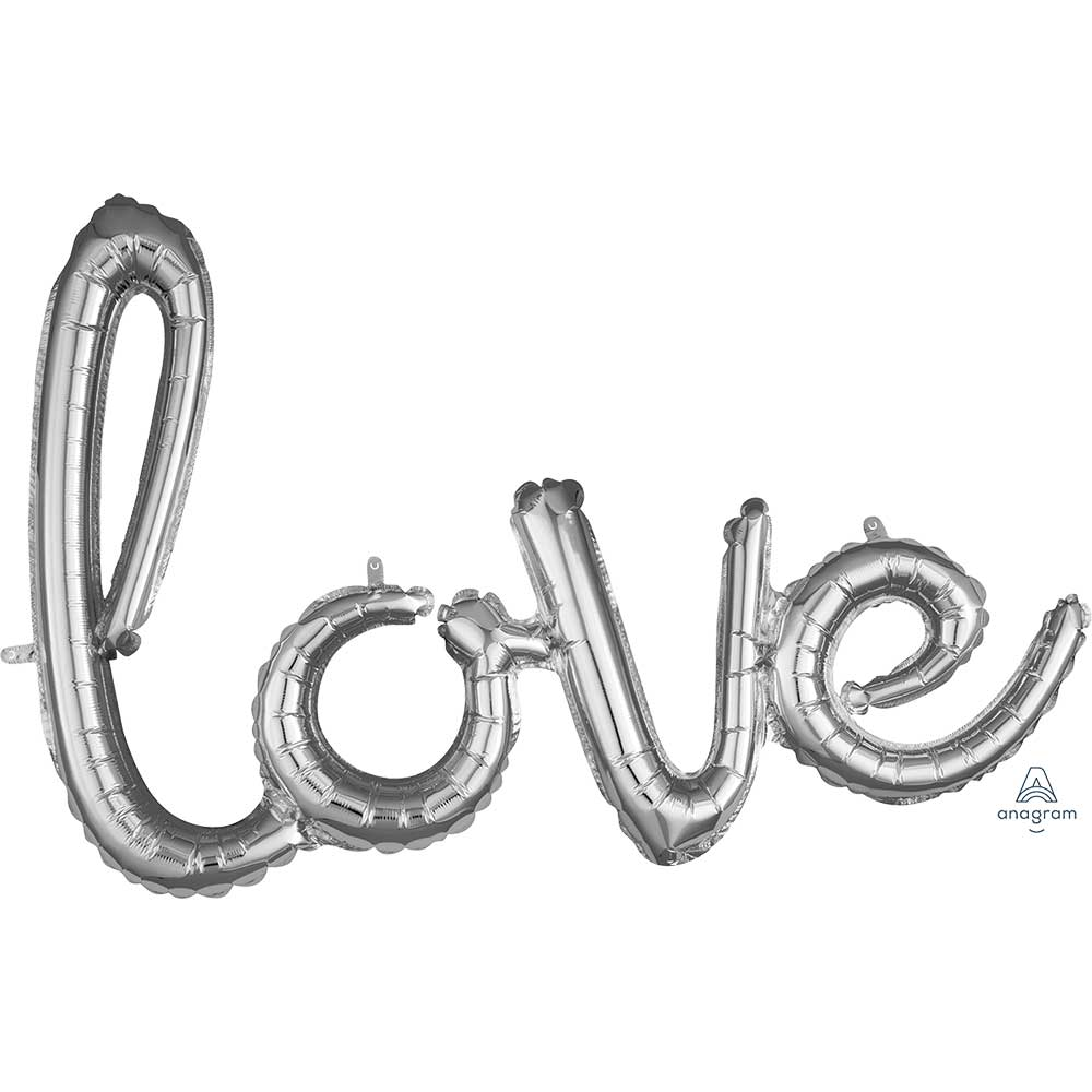 36695 「Love」(シルバー)