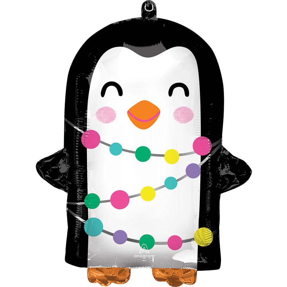 43344 ブライト ホリデー ペンギン