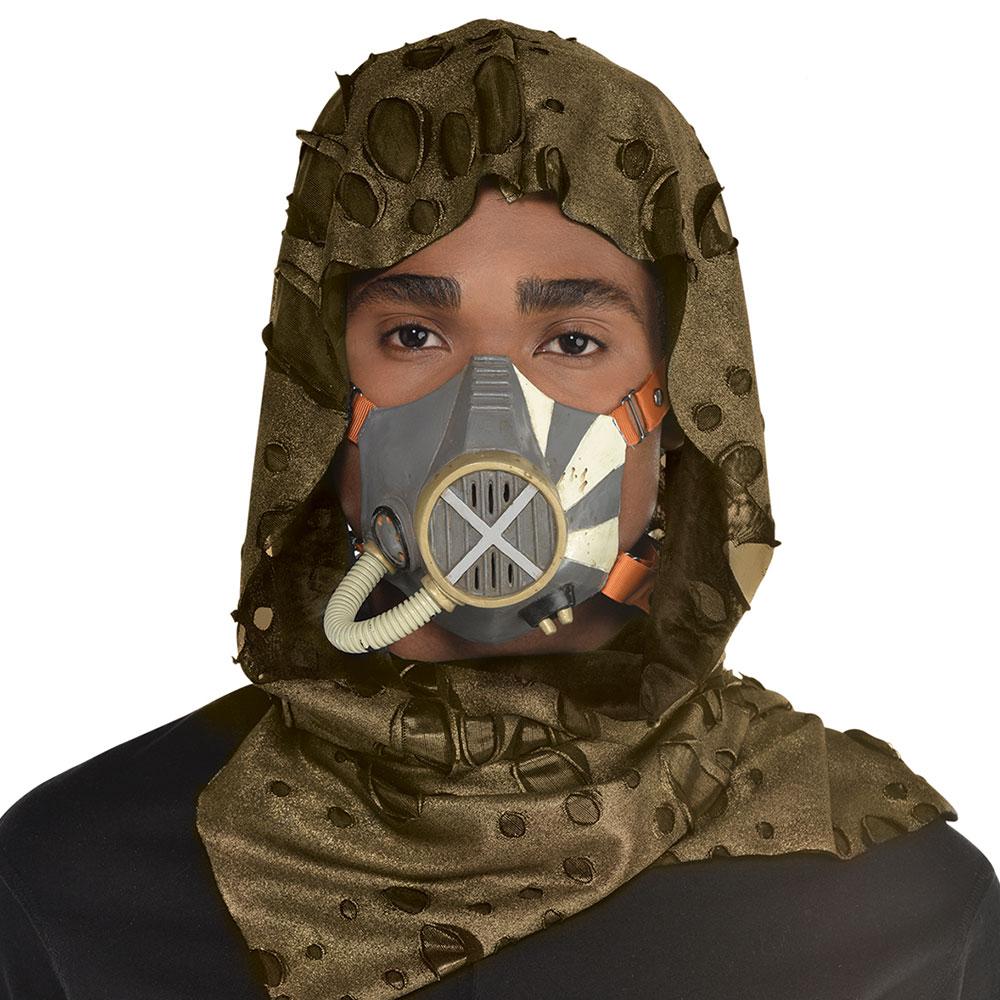 8405628 ポストAP ハーフ ガスマスク